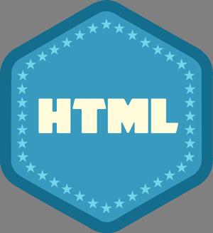 html-badge