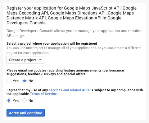 Setting up Your Google Maps API Key | AppThemes Docs