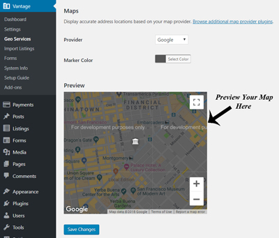 preview-your-map-appthemes-api