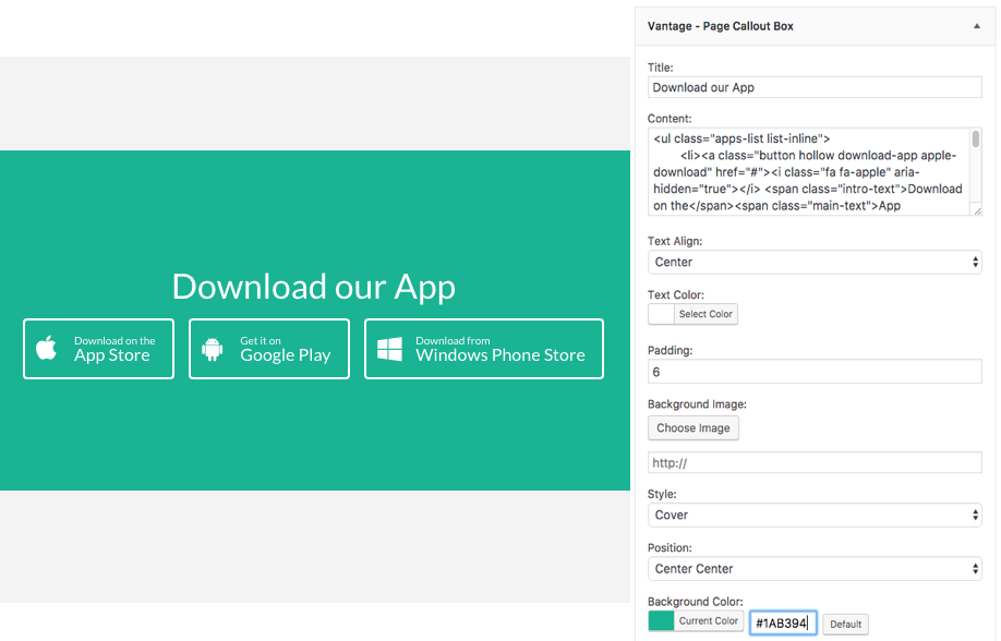 Go To Homepage >> Setting Up Your Vantage Homepage Appthemes Docs
