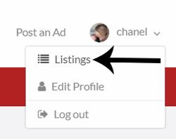 locating-listing-user-dashboard