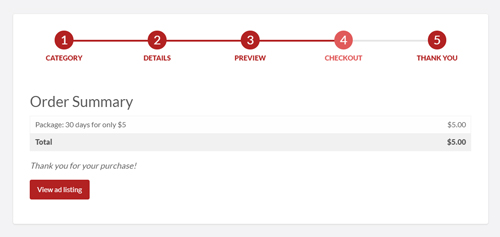 order-summary-classipress